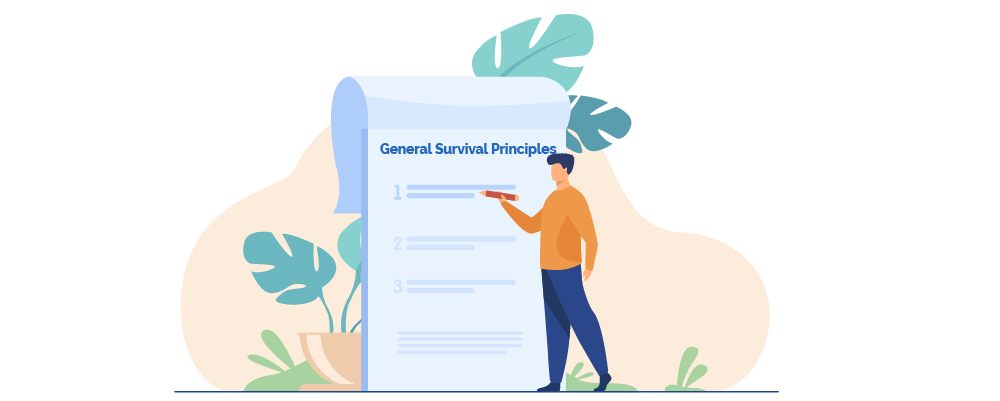 3.General Survival Principles What To Remember