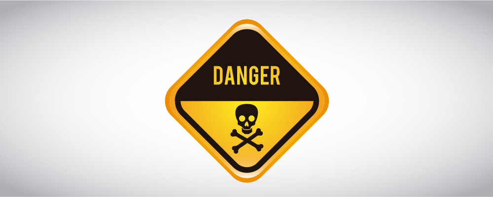 5.Danger Ahead Your Greatest Threats