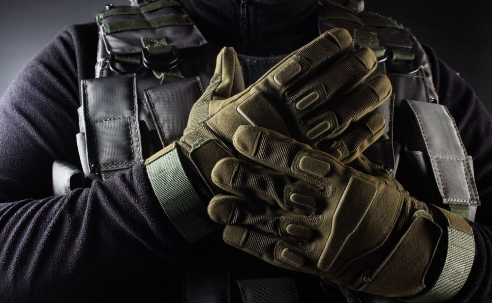 How to choose tactical gloves